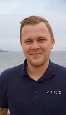 Simon Jensen Zantio
